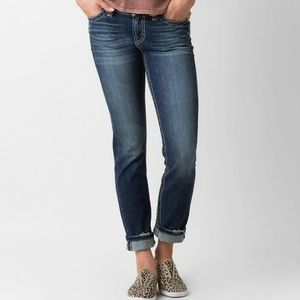 BKE denim Culture Ankle Skinny Stretch jeans